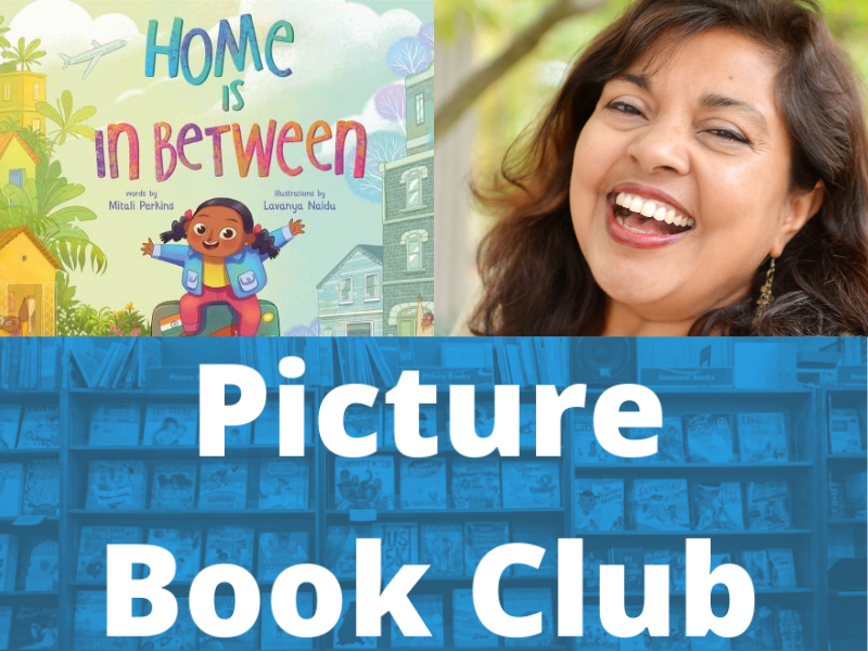 Picture Book Club: Mitali Perkins