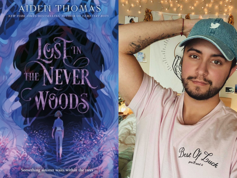 Aiden Thomas with Marissa Meyer: Lost in the Never Woods