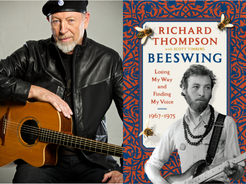 Richard Thompson with Randi Millman: Beeswing