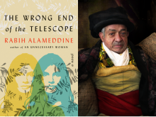Rabih Alameddine: The Wrong End of the Telescope
