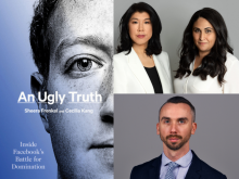 Sheera Frenkel and Cecilia Kang with Callum Borchers: An Ugly Truth