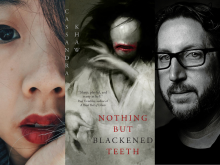 Cassandra Khaw with Paul Tremblay: Nothing But Blackened Teeth