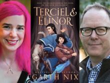 Garth Nix with Laini Taylor: Terciel and Elinor